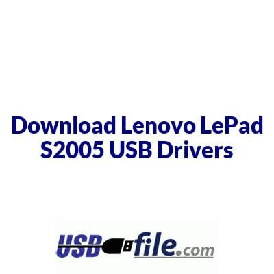 Lenovo LePad S2005