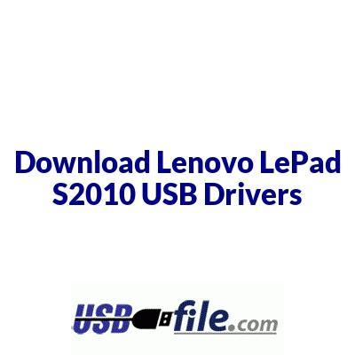 Lenovo LePad S2010