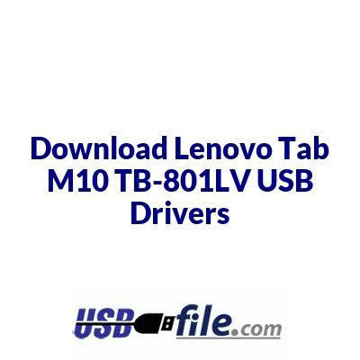 Lenovo Tab M10 TB-801LV