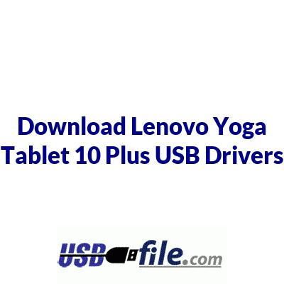 Lenovo Yoga Tablet 10 Plus