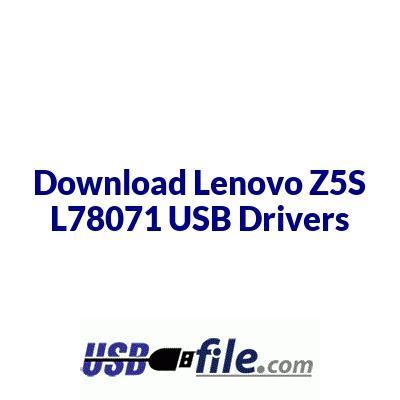 Lenovo Z5S L78071