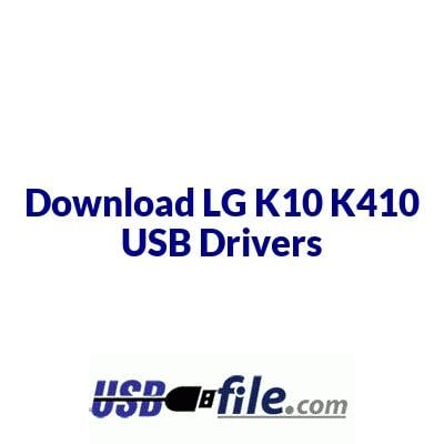 LG K10 K410