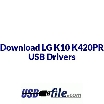 LG K10 K420PR