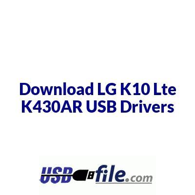 LG K10 Lte K430AR
