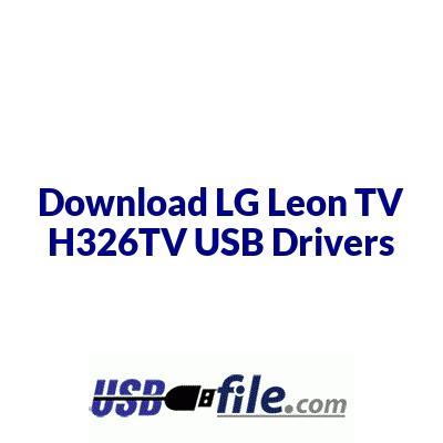 LG Leon TV H326TV