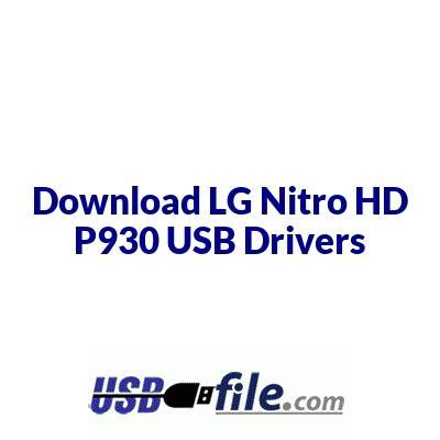 LG Nitro HD P930