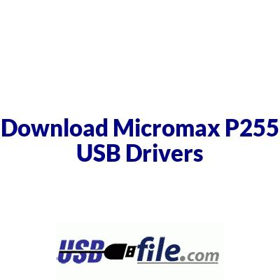 Micromax P255