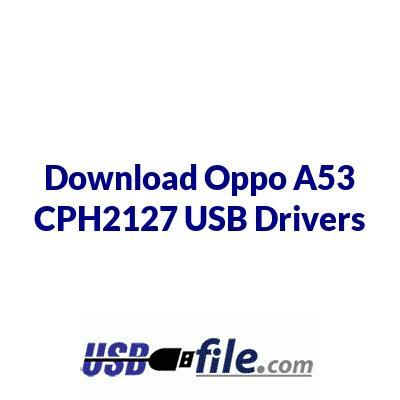 Oppo A53 CPH2127