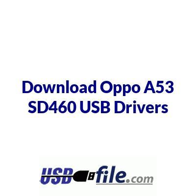 Oppo A53 SD460