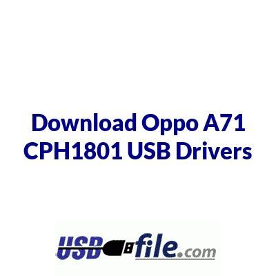 Oppo A71 CPH1801