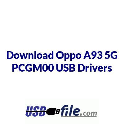 Oppo A93 5G PCGM00