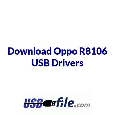 Oppo R8106