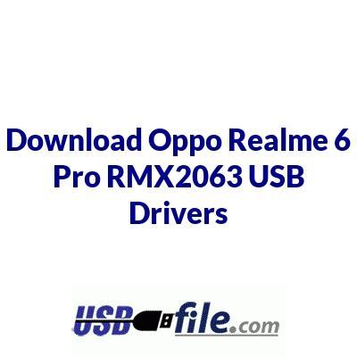 Oppo Realme 6 Pro RMX2063