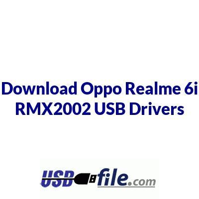 Oppo Realme 6i RMX2002