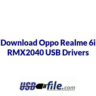 Oppo Realme 6i RMX2040