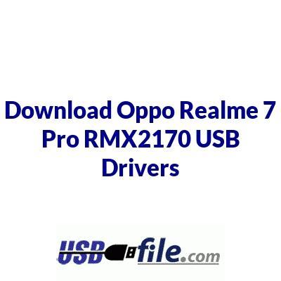 Oppo Realme 7 Pro RMX2170