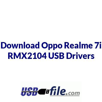 Oppo Realme 7i RMX2104