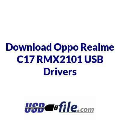 Oppo Realme C17 RMX2101
