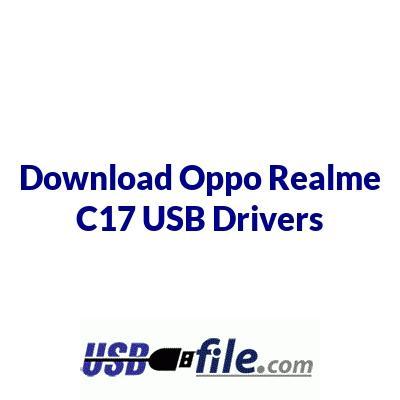 Oppo Realme C17