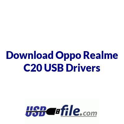 Oppo Realme C20