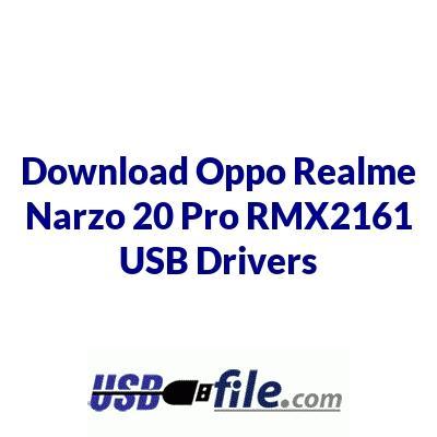 Oppo Realme Narzo 20 Pro RMX2161