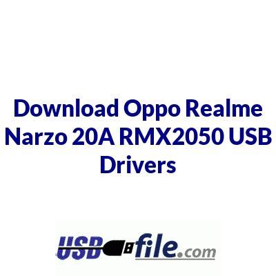 Oppo Realme Narzo 20A RMX2050