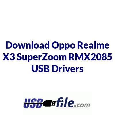 Oppo Realme X3 SuperZoom RMX2085