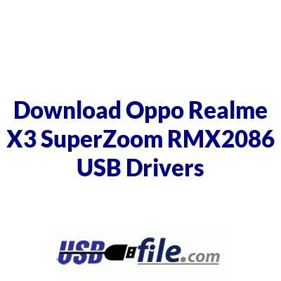 Oppo Realme X3 SuperZoom RMX2086