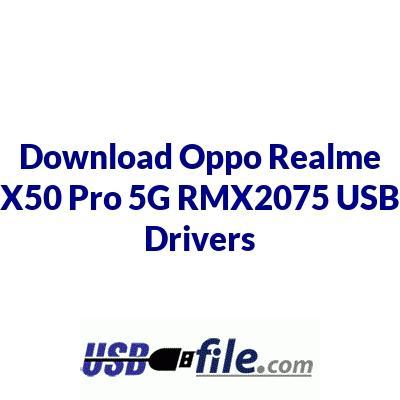 Oppo Realme X50 Pro 5G RMX2075