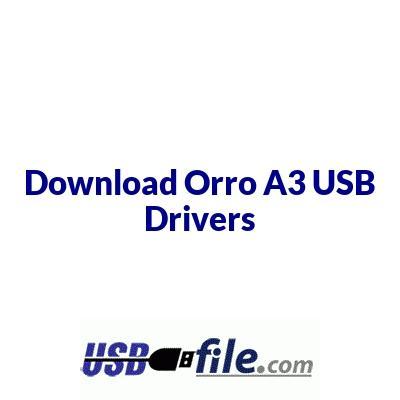 Orro A3