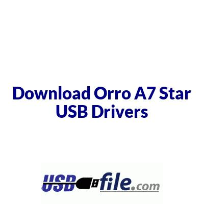 Orro A7 Star