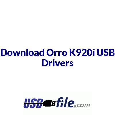 Orro K920i
