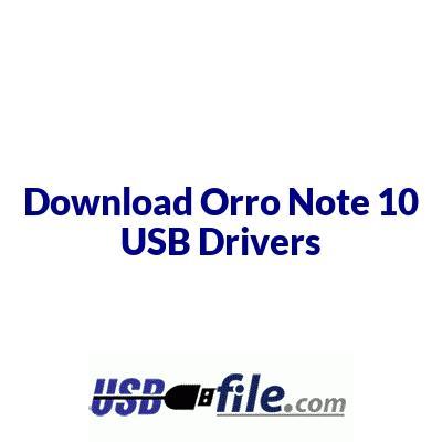 Orro Note 10