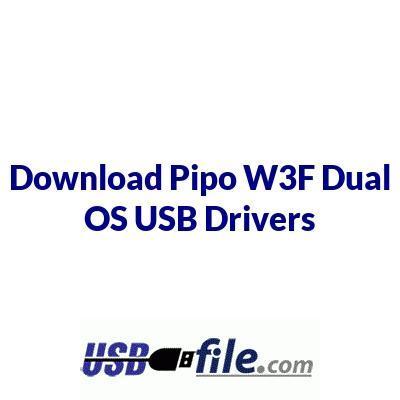 Pipo W3F Dual OS
