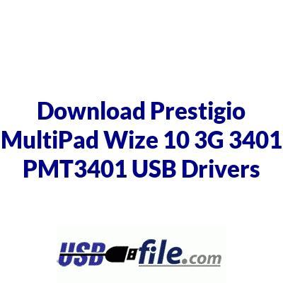 Prestigio MultiPad Wize 10 3G 3401 PMT3401