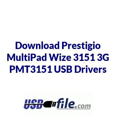 Prestigio MultiPad Wize 3151 3G PMT3151