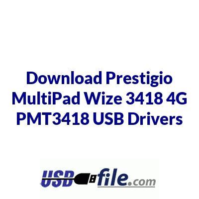 Prestigio MultiPad Wize 3418 4G PMT3418