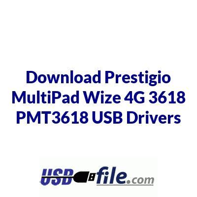 Prestigio MultiPad Wize 4G 3618 PMT3618