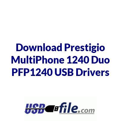 Prestigio MultiPhone 1240 Duo PFP1240