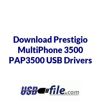 Prestigio MultiPhone 3500 PAP3500
