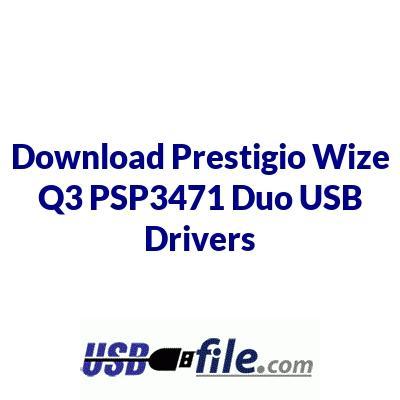 Prestigio Wize Q3 PSP3471 Duo