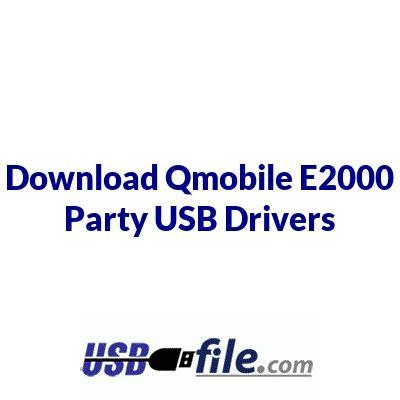 Qmobile E2000 Party