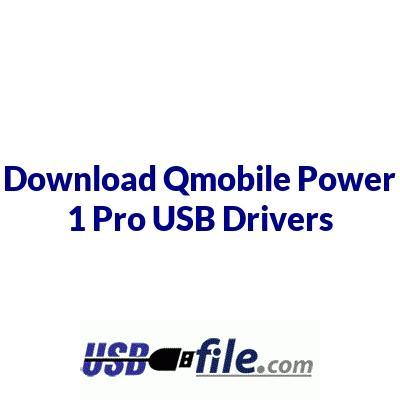 Qmobile Power 1 Pro