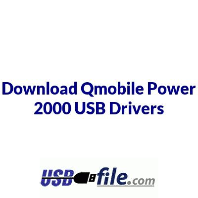 Qmobile Power 2000
