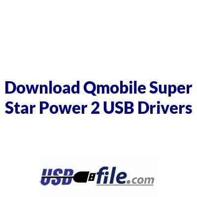 Qmobile Super Star Power 2