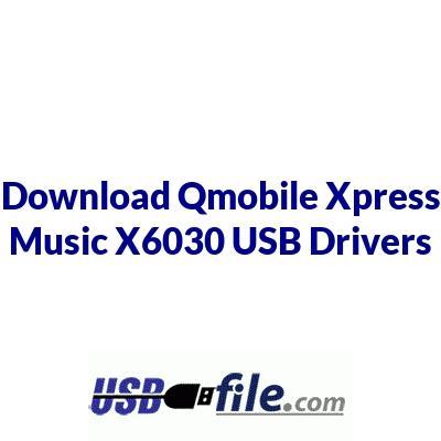 Qmobile Xpress Music X6030