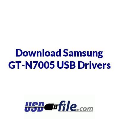 Samsung GT-N7005