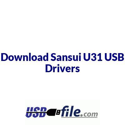 Sansui U31