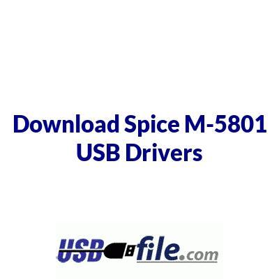 Spice M-5801