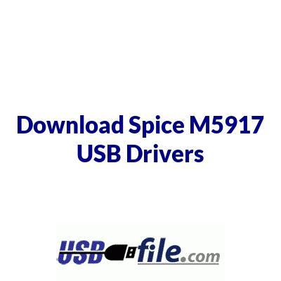 Spice M5917